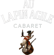 LAPIN AGILE (Site Officiel) Réservation au 01 46 06 85 87 Logo